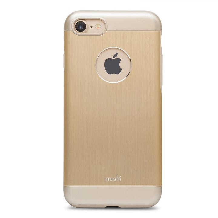 iPhone7 ケース moshi Armour ハードケース ゴールド iPhone 7_0