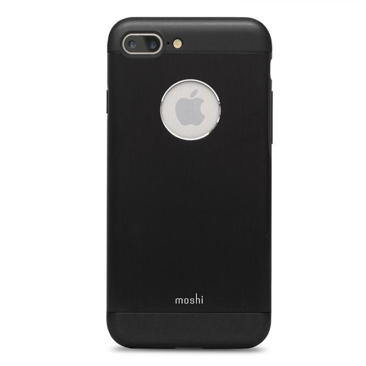 iPhone7 Plus ケース moshi Armour ハードケース ブラック iPhone 7 Plus_0