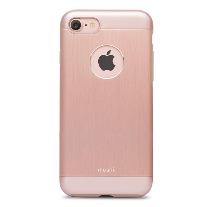 iPhone8/7 ケース moshi Armour ハードケース ローズゴールド iPhone 8/7_0