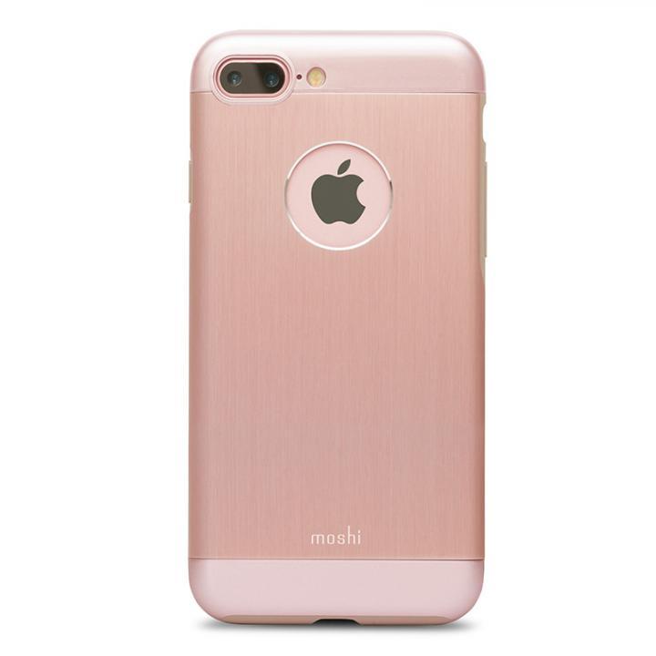【iPhone8 Plus/7 Plusケース】moshi Armour ハードケース ローズゴールド iPhone 8 Plus/7 Plus_0