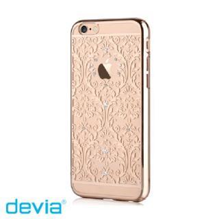 iPhone6s Plus/6 Plus ケース バロック柄ケース ゴールド iPhone 6s Plus/6 Plus