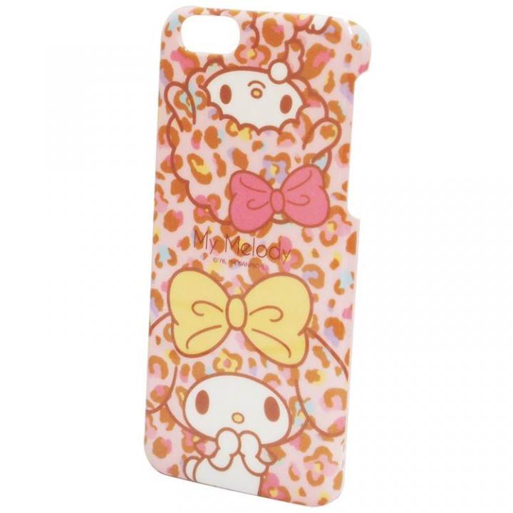 【iPhone6ケース】マイメロディ ハードケース ヒョウ iPhone 6ケース_0
