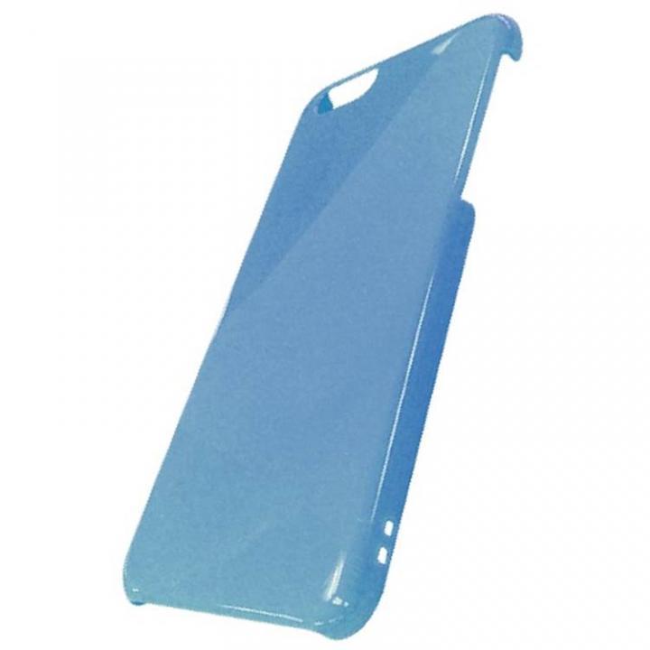 ハードシェルグロス ブルー iPhone 6ケース