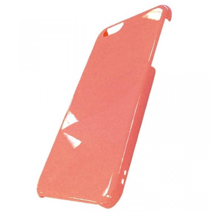 ハードシェルグロス ピンク iPhone 6ケース