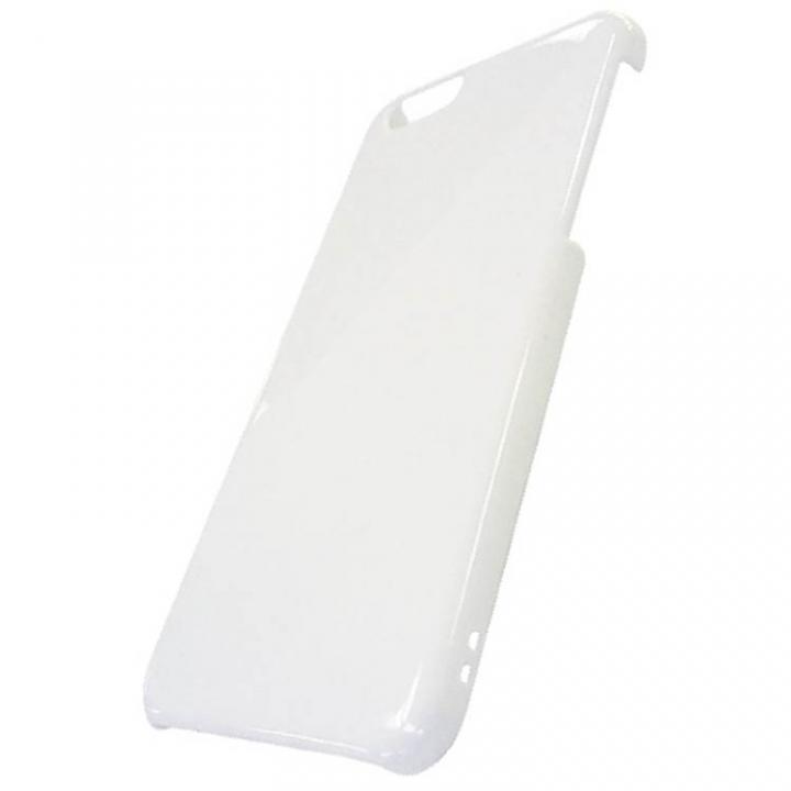 【iPhone6ケース】ハードシェルグロス ホワイト iPhone 6ケース_0
