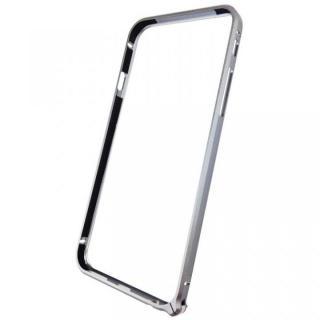 軽量8gアルミバンパー エアフレーム シルバー iPhone 6バンパー