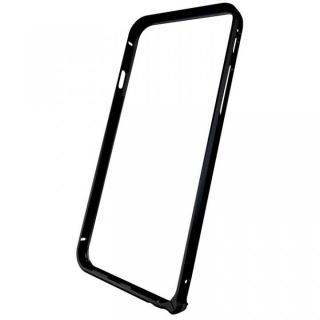 軽量8gアルミバンパー エアフレーム ブラック iPhone 6バンパー