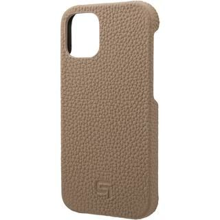 iPhone 12 mini (5.4インチ) ケース GRAMAS Shrunken-calf Leather シェルケース Tape iPhone 12 mini
