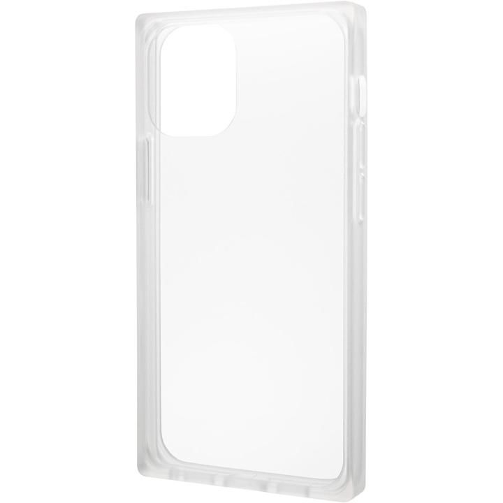 GRAMAS COLORS Glassty Glass Hybrid シェルケース Clear iPhone 12 mini_0