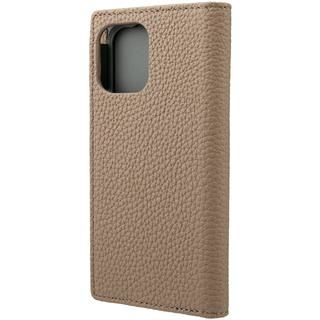 iPhone 12 mini (5.4インチ) ケース GRAMAS Shrunken-calf Leather 手帳型ケース Tape iPhone 12 mini