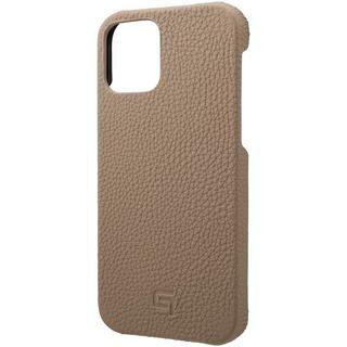 iPhone 12 / iPhone 12 Pro (6.1インチ) ケース GRAMAS Shrunken-calf Leather シェルケース Tape iPhone 12/iPhone 12 Pro