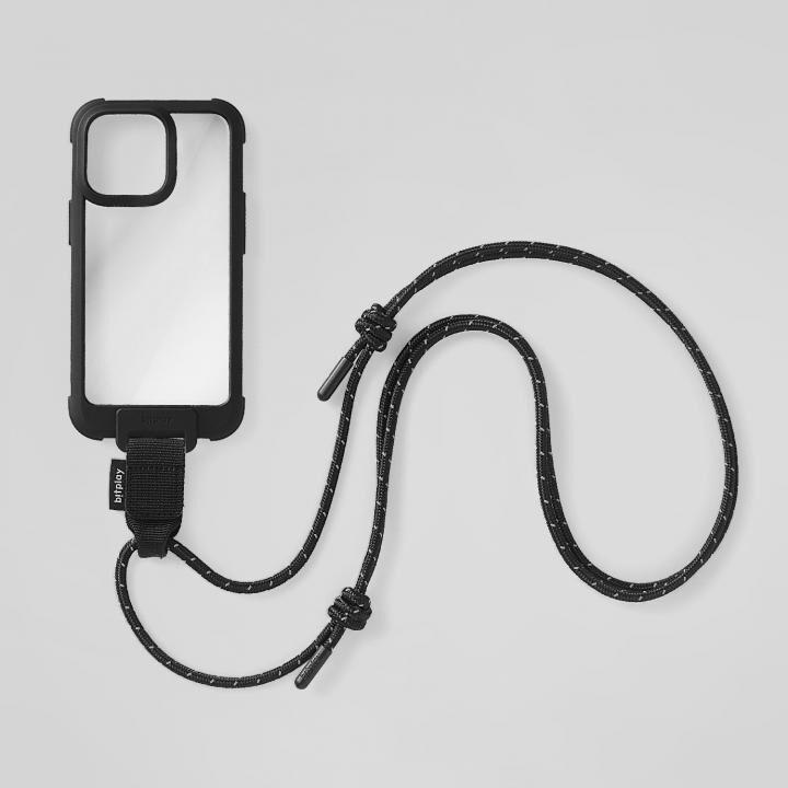 Wander Case for iPhone 13シリーズ ブラック iPhone 13 Pro Max【11月上旬】_0