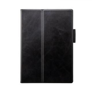 LEPLUS 薄型PUレザーフラップケース「PRIME」 ブラック 8.3インチ iPad mini 第6世代【10月中旬】