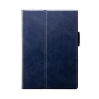 LEPLUS 薄型PUレザーフラップケース「PRIME」 ネイビー 8.3インチ iPad mini 第6世代