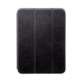 LEPLUS ApplePencil収納可能フラップケース「Pencil Note」 ブラック 8.3インチ iPad mini 第6世代【10月中旬】