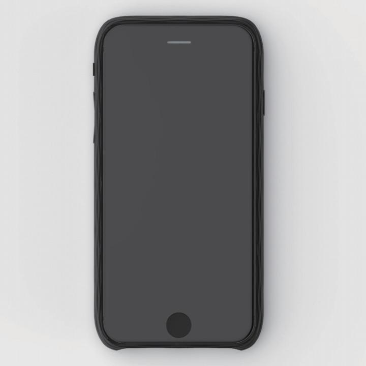 超々ジュラルミンA7075 SQUAIR The Dimple ブラック iPhone 6