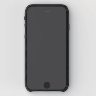 【9月下旬】超々ジュラルミンA7075 17.5gネジなしディンプル加工バンパー The Dimple Black iPhone 6バンパー
