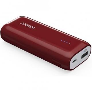 Anker Astro E1 モバイルバッテリー 5200mAh レッド