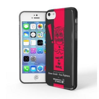 iPhone 5c用プレミアムジェルシェルケースDave Ghorl