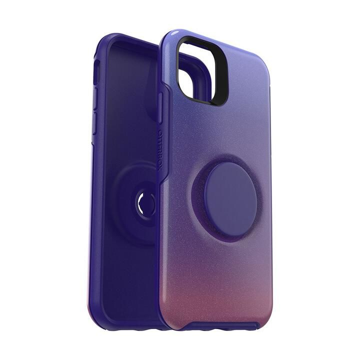 iPhone 11 ケース Otter + Pop SYMMETRY VIOLET DUSK iPhone 11_0