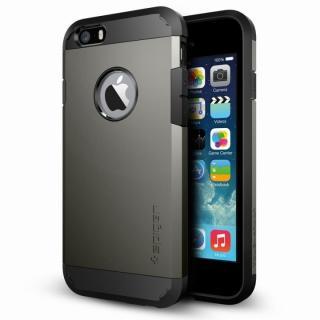 Spigen タフ・アーマー ガンメタル iPhone 6ケース