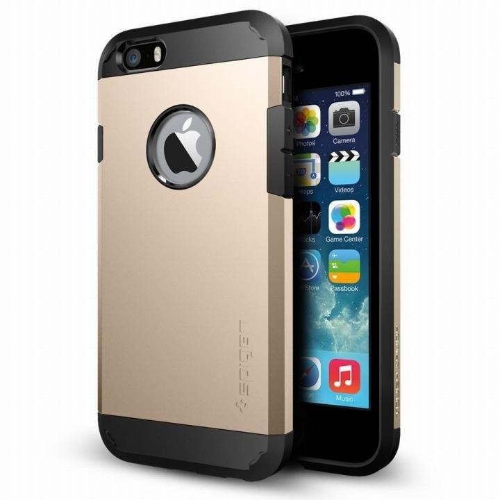 Spigen タフ・アーマー シャンパンゴールド iPhone 6ケース