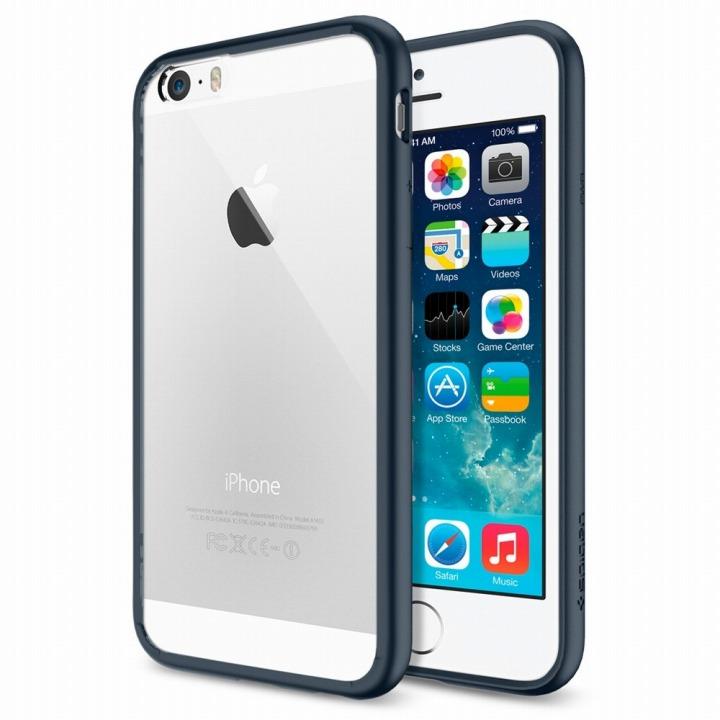 【iPhone6ケース】Spigen ウルトラ・ハイブリッド メタルスレート iPhone 6ケース_0