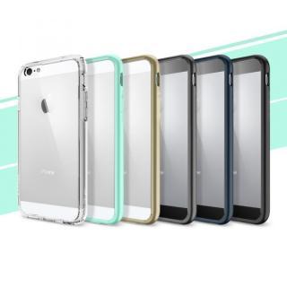 【iPhone6ケース】Spigen ウルトラ・ハイブリッド ブラック iPhone 6ケース_1