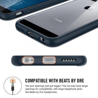 【iPhone6ケース】Spigen ウルトラ・ハイブリッド ブラック iPhone 6ケース_8