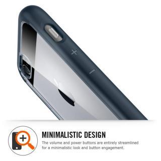【iPhone6ケース】Spigen ウルトラ・ハイブリッド クリスタルクリア iPhone 6ケース_3