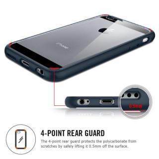 【iPhone6ケース】Spigen ウルトラ・ハイブリッド クリスタルクリア iPhone 6ケース_5