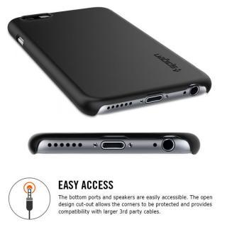【iPhone6ケース】Spigen シン・フィット ミント iPhone 6ケース_4