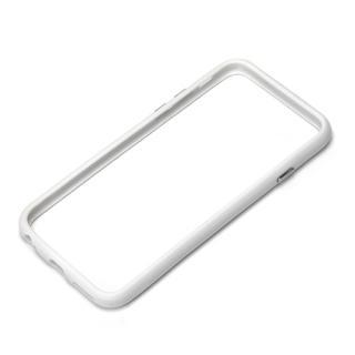 ハイブリッドバンパー ホワイト iPhone 6バンパー
