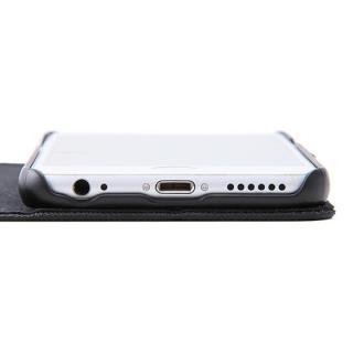 【iPhone6s/6ケース】スマートレザー手帳型ケース ブラック iPhone 6s/6_2