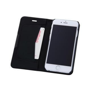 【iPhone6s/6ケース】スマートレザー手帳型ケース ブラック iPhone 6s/6_4