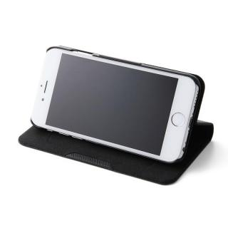 【iPhone6s/6ケース】スマートレザー手帳型ケース ブラック iPhone 6s/6_5