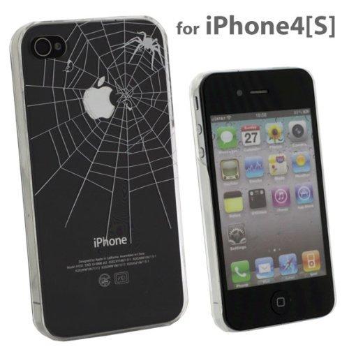 [iPhone 4s/4] Applusアップラスハードクリアケース(ホワイト/とらわれの実)_0
