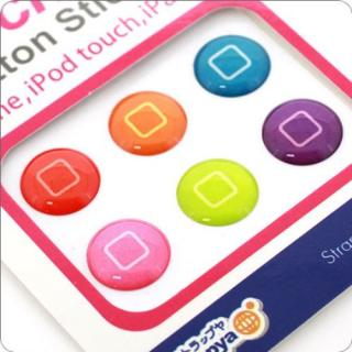 Touch meステッカー iPhone(スイッチ)