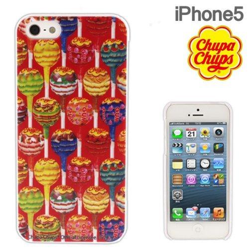 iPhone SE/5s/5 ケース iPhone5 チュッパチャプスケース(フォト)_0