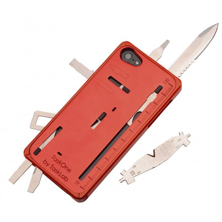 iPhone SE/5s/5 ケース 工具内蔵ケース TaskOne(タスク・ワン)  レッド iPhone SE/5s/5_0