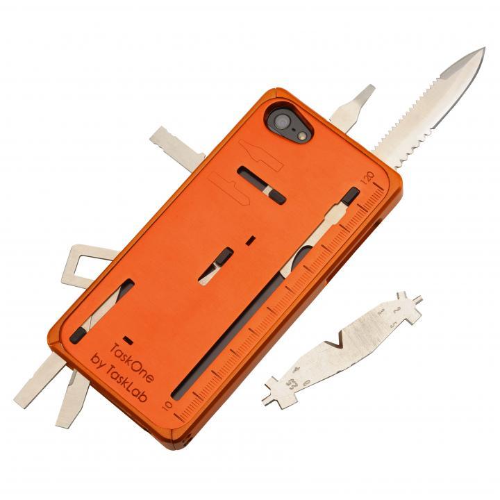【iPhone SE/5s/5ケース】工具内蔵ケース TaskOne(タスク・ワン)  オレンジ iPhone SE/5s/5_0
