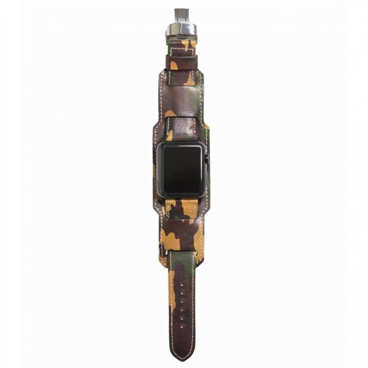 AppleWatch Strap 38mm 台座有り BOSCO シルバーパーツ_0