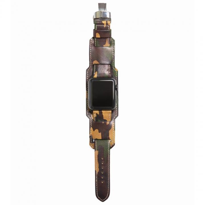 AppleWatch Strap 38mm 台座有り BOSCO ブラックパーツ_0