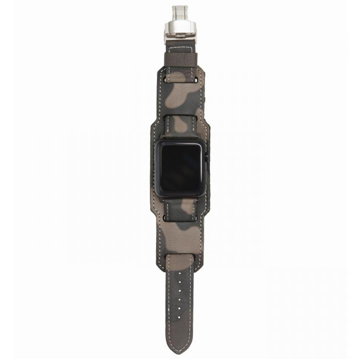 AppleWatch Strap 38mm 台座有り ARENILE ブラックパーツ_0