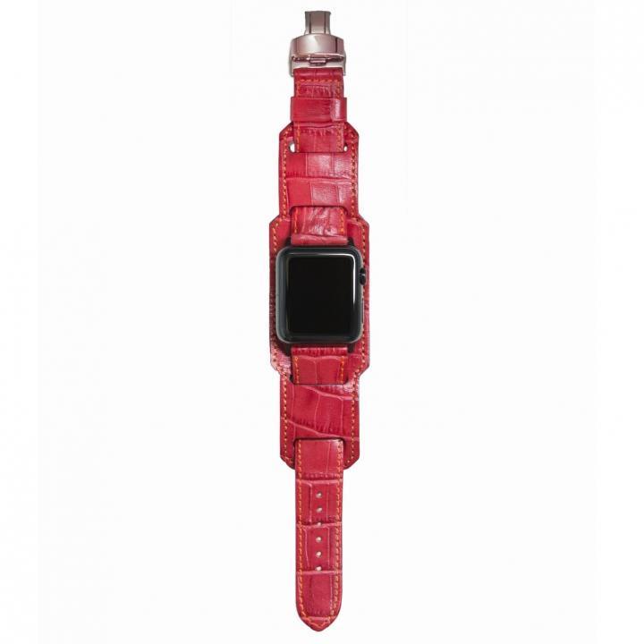 AppleWatch Strap 38mm 台座有り REGINA ブラックパーツ_0