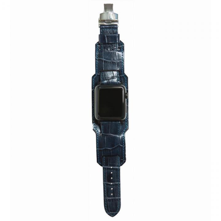 AppleWatch Strap 38mm 台座有り RE ブラックパーツ_0
