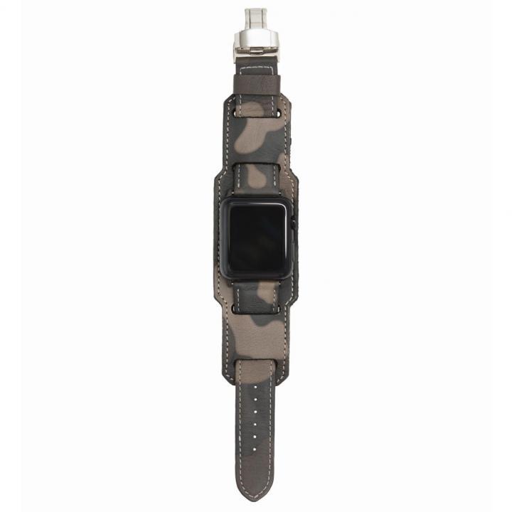 AppleWatch Strap 42mm 台座有り ARENILE シルバーパーツ_0