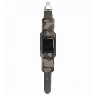 AppleWatch Strap 42mm 台座有り ARENILE ブラックパーツ