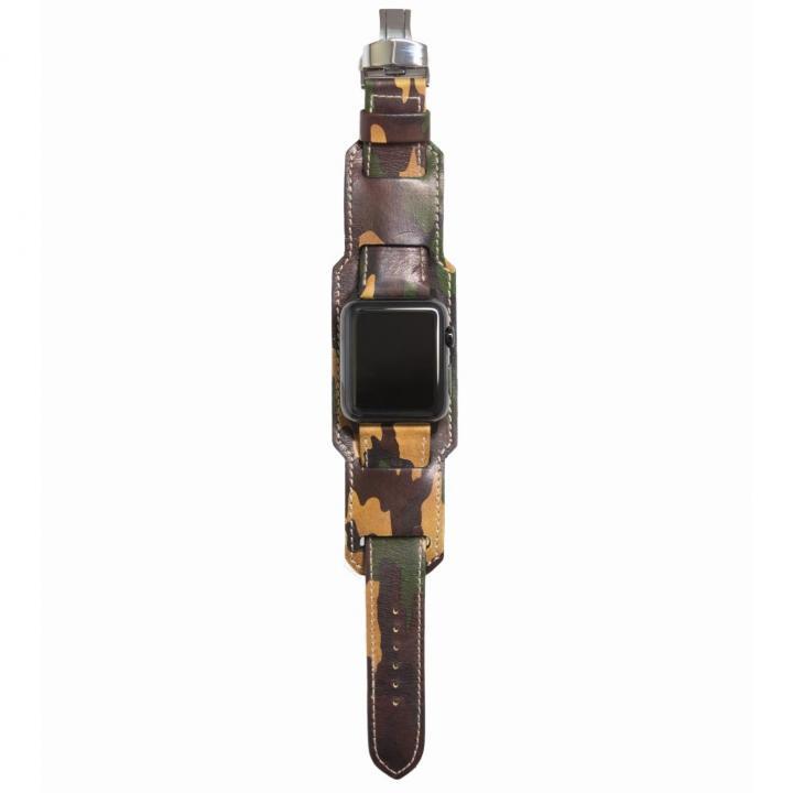 AppleWatch Strap 42mm 台座有り BOSCO シルバーパーツ_0
