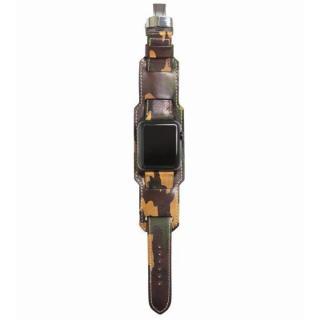 AppleWatch Strap 42mm 台座有り BOSCO シルバーパーツ